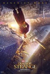 постер к фильму Доктор Стрэндж (2016)