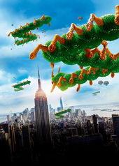 постер к фильму Пиксели (2015)