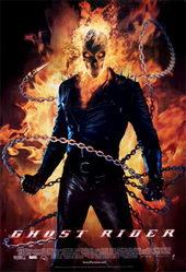 плакат к фильму Призрачный гонщик (2007)