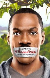 плакат к фильму Тысяча слов (2012)
