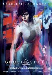 плакат к фильму Призрак в доспехах(2017)