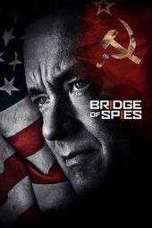 афиша к фильму Шпионский мост (2016)
