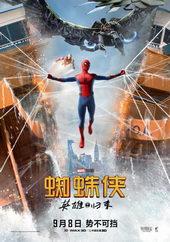 афиша к фильму Человек-паук: Возвращение домой (2017)
