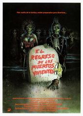 афиша к фильму Возвращение живых мертвецов (1985)