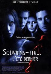 постер к фильму Я знаю, что вы сделали прошлым летом (1997)