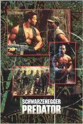 постер к фильму Хищник (1987)