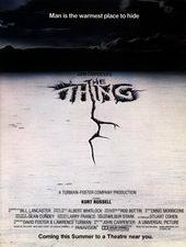 постер к фильму Нечто (1982)
