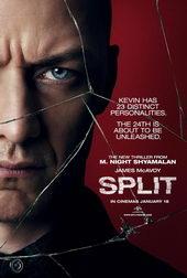 плакат к фильму Сплит (2017)