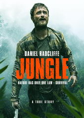 плакат к фильму Джунгли (2017)