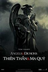 афиша к фильму Ангелы и демоны (2009)