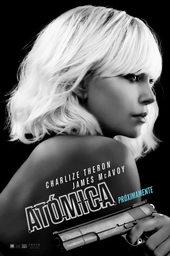 постер к фильму Взрывная блондинка (2017)