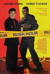 постер к фильму Час пик (1998)