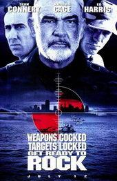 плакат к фильму Скала (1996)