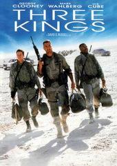 постер к фильму Три короля (1999)