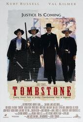 постер к фильму Тумстоун: Легенда Дикого Запада (1993)