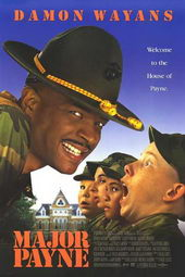 плакат к фильму Майор Пейн (1995)