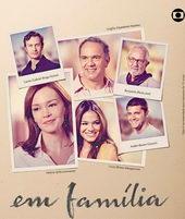 плакат к сериалу В семье (2014)
