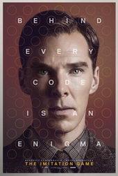 плакат к фильму Игра в имитацию (2014)