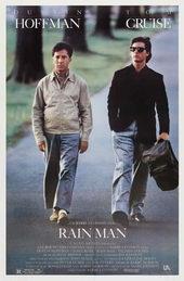 постер к фильму Человек дождя (1988)