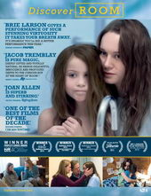 плакат к фильму Комната (2015)