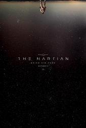 плакат к фильму Марсианин (2015)