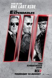 афиша к фильму Неудержимые 3 (2014)