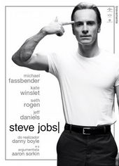 плакат к фильму Стив Джобс (2015)