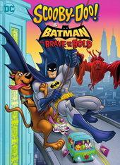 Скуби-Ду и Бэтмен: Храбрый и смелый (2018)