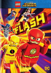 постер к мультику Лего: Флэш (2018)