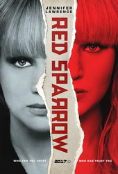 постер к фильму Красный воробей (2018)