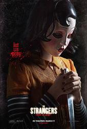 постер к фильму Незнакомцы: Жестокие игры (2018)