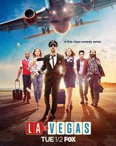 постер к сериалу Из Лос-Анджелеса в Вегас (2018)