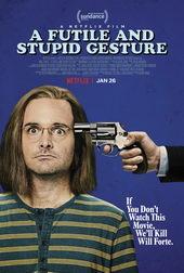 постер к фильму Глупый и бессмысленный жест (2018)