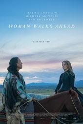 плакат к фильму Женщина идет впереди (2018)