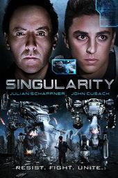 плакат к фильму Сингулярность (2017)