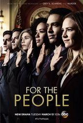 плакат к сериалу Для людей (2018)