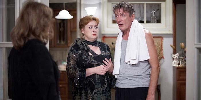 сцена из фильма Артистка (2007)