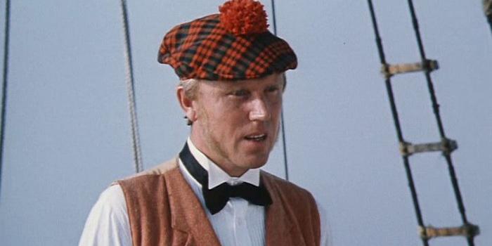 кадр из фильма В поисках капитана Гранта (1985)