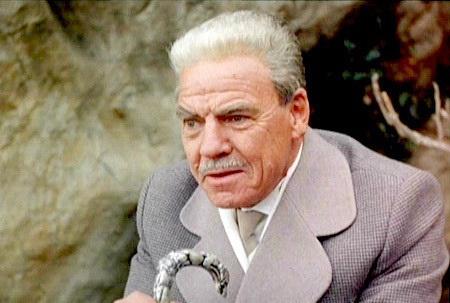 персонаж из фильма Десять негритят (1987)