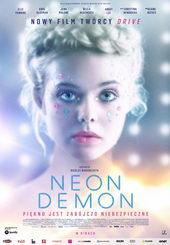 афиша к фильму Неоновый демон (2016)