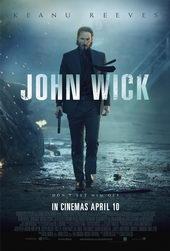 постер к фильму Джон Уик (2014)