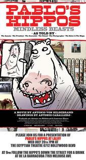 постер к фильму Бегемоты Пабло (2010)