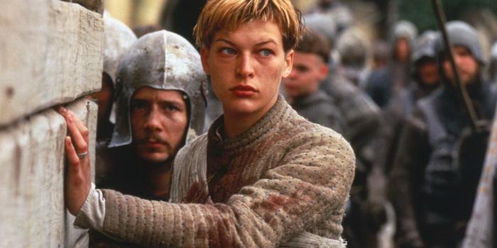 кадр из фильма Жанна Д'Арк (2000)