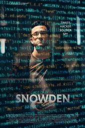 плакат к фильму Сноуден (2016)