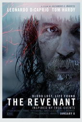 афиша к фильму Выживший (2015)