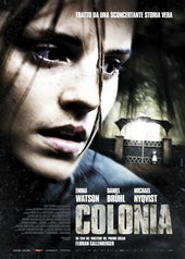 афиша к фильму Колония Дигнидад(2016)