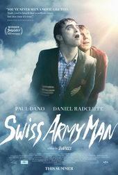 плакат к фильму Человек – швейцарский нож (2016)