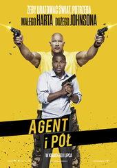 плакат к фильму Полтора шпиона (2016)