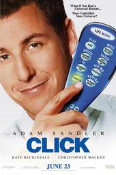 афиша к фильму Клик: С пультом по жизни (2006)