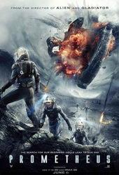 постер к фильму Прометей (2012)